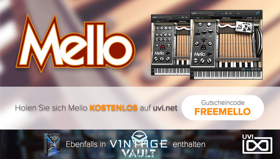 Beat UVI Mello freebie