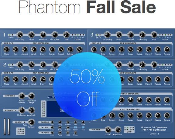 Phantom Fall Sale