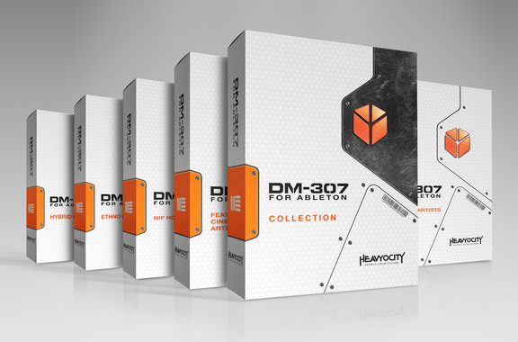 Heavyocity DM-307 for Ableton