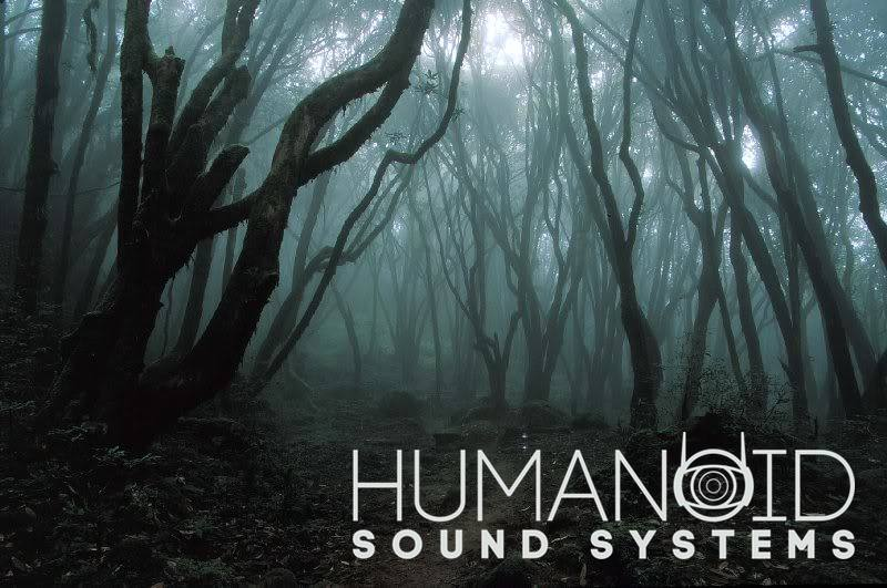 Humanoid Sound Systems Spooky Sale