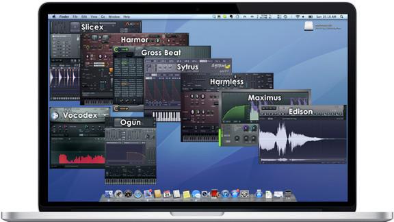 Image-Line Mac OS X VST