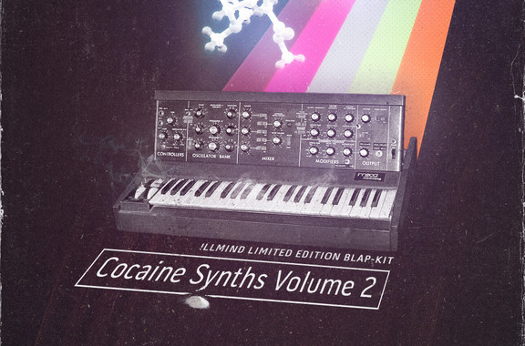 Illmind Cocaine Synths Vol. 2