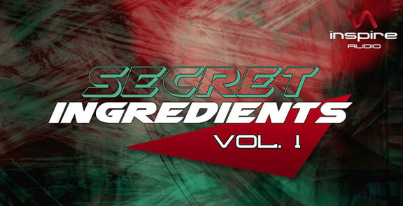 Inspire Audio Secret Ingredients Vol 1