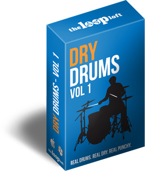 The Loop Loft Dry Drums Vol 1