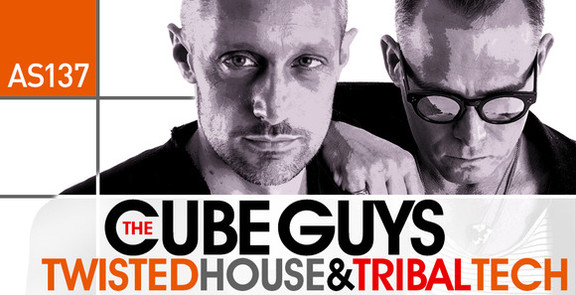 The Cube Guys Twisted House & Tribal Tech