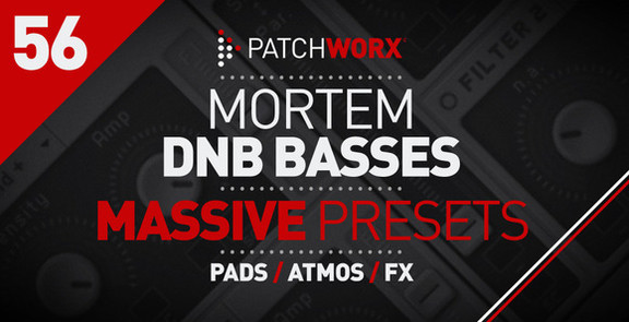 Mortem DnB Basses for Massive