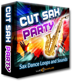 Lucid Samples Cut Sax Party