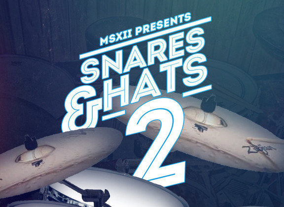 MSXII Sound Design Snares & Hats 2