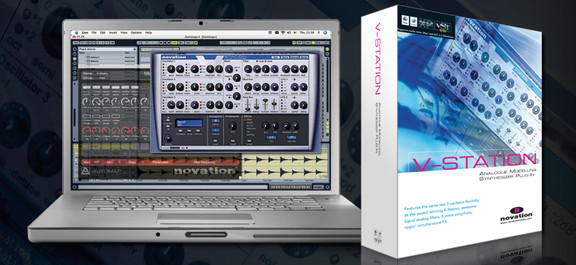 Novation V-Station