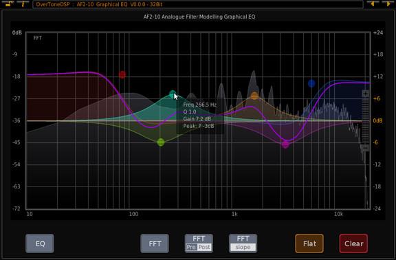Overtone DSP AF2-10