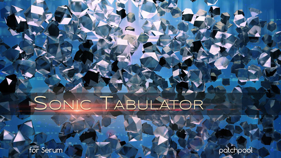 Patchpool Sonic Tabulator for Serum