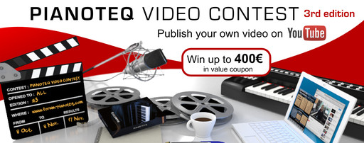 Pianoteq Video Contest