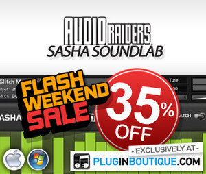 Sasha Soundlab 35% off