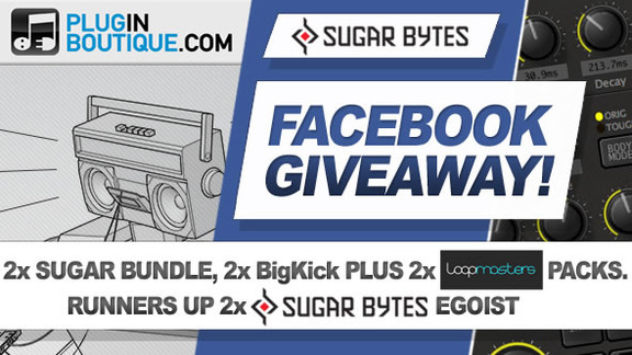 Plugin Boutique Sugar Bytes Bundle