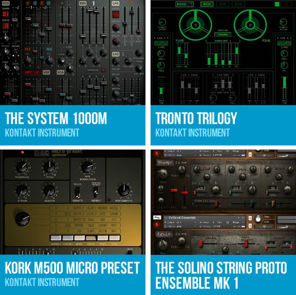 40% off Tronsonic libraries