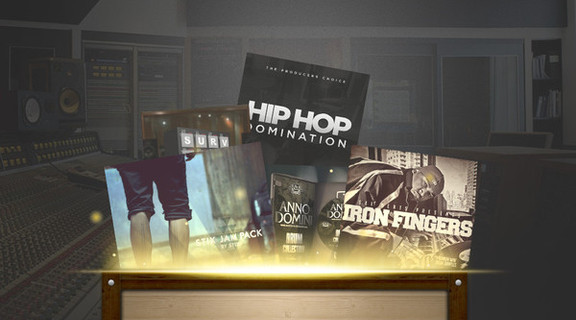 Producers Choice Hip Hop Drum Kit