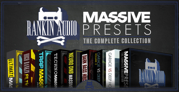 Rankin Audio Massive Presets The Complete Collection