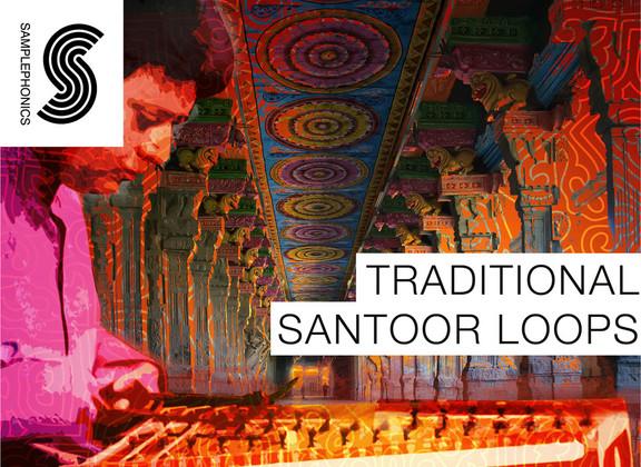 Samplephonics Traditional Santoor Loops