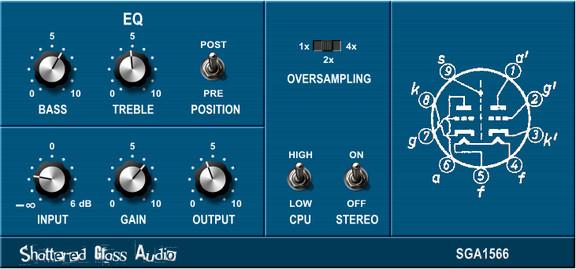 Shattered Glass Audio SGA1566
