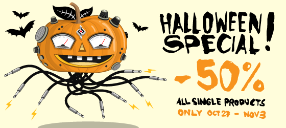 Sugar Bytes Halloween Special