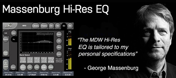 George Massenburg's MDW EQ