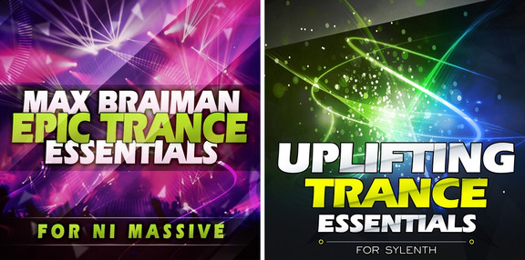 Max Braiman Epic Trance Essentials & Uplifting Trance Essentials