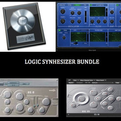 TW-Samples Logic Pro Synthesizer Bundle