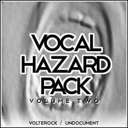 Voltetock Vocal Hazard Pack Vol 2