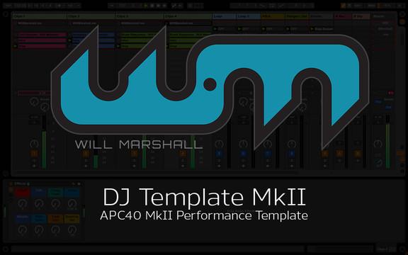 Will Marshall DJ Template MkII