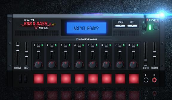 Xclusive-Audio New Era 808 & Bass