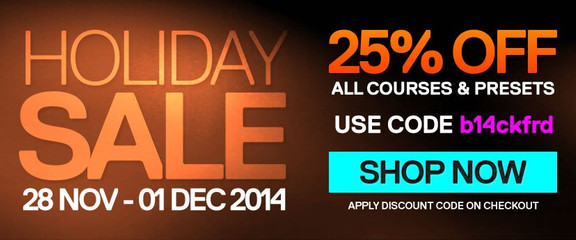ADSR Sounds Holiday Sale