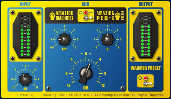 Amazing Machines PEQ-1 Free