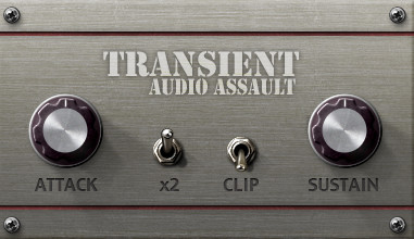 Audio Attack Transient