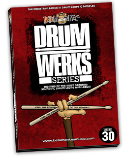 Beta Monkey Drum Werks XXX: Freeway of Punk