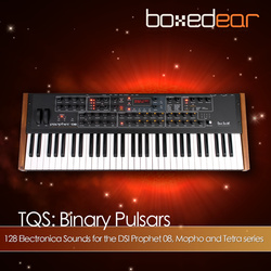 Boxed Ear TQS: Binary Pulsars