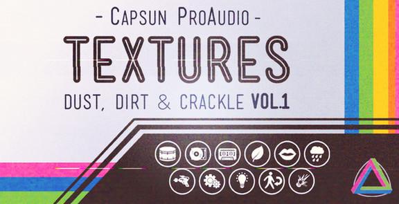 Capsun ProAudio Textures