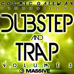 Cosmic Gateway Dubstep & Trap Vol. 3