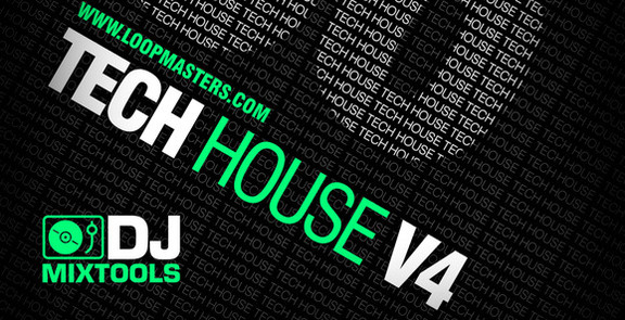 DJ MixTools Tech House V4