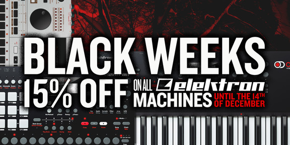 Elektron Black Weeks