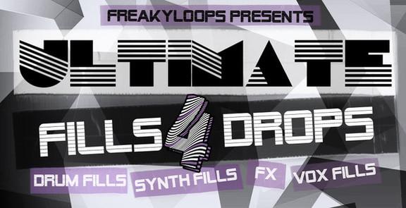 Freaky Loops Ultimate Fills & Drops 4