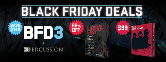 FXpansion Black Friday Deals