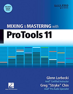 Mixing & Mastering with Pro Tools 11