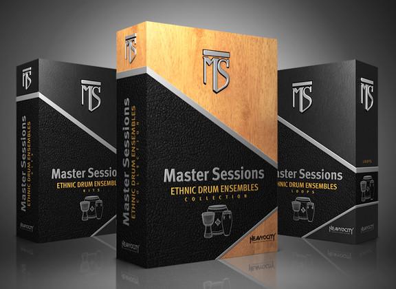 Heavyocity Master Sessions: Ethnic Drum Ensembles