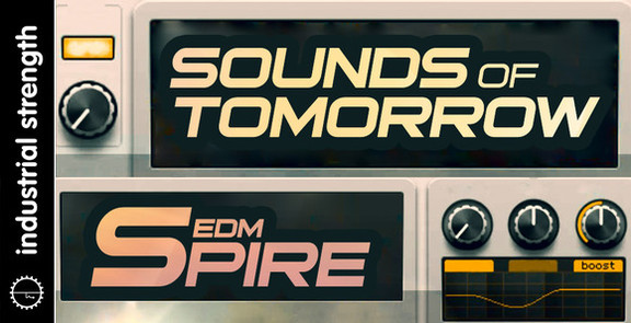 Sounds Of Tomorrow EDM Spire