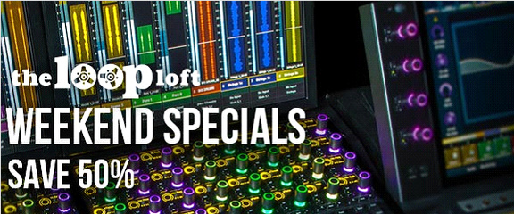 The Loop Loft Weekend Specials
