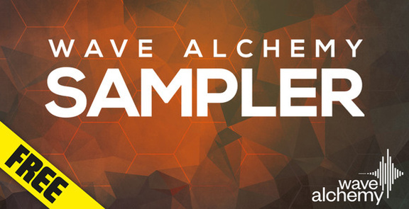 Wave Alchemy Label Sampler 2