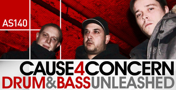 Cause 4 Concern Drum & Bass Unleashed