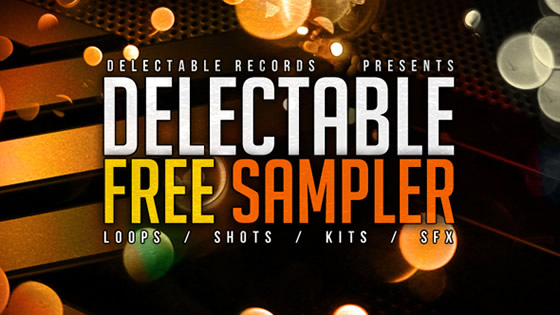 Delectable Records Label Sampler 3