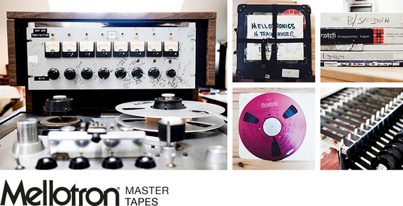 Nord Mellotron Master Tapes