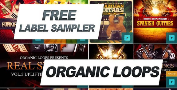 Organic Loops Label Sampler Vol 2